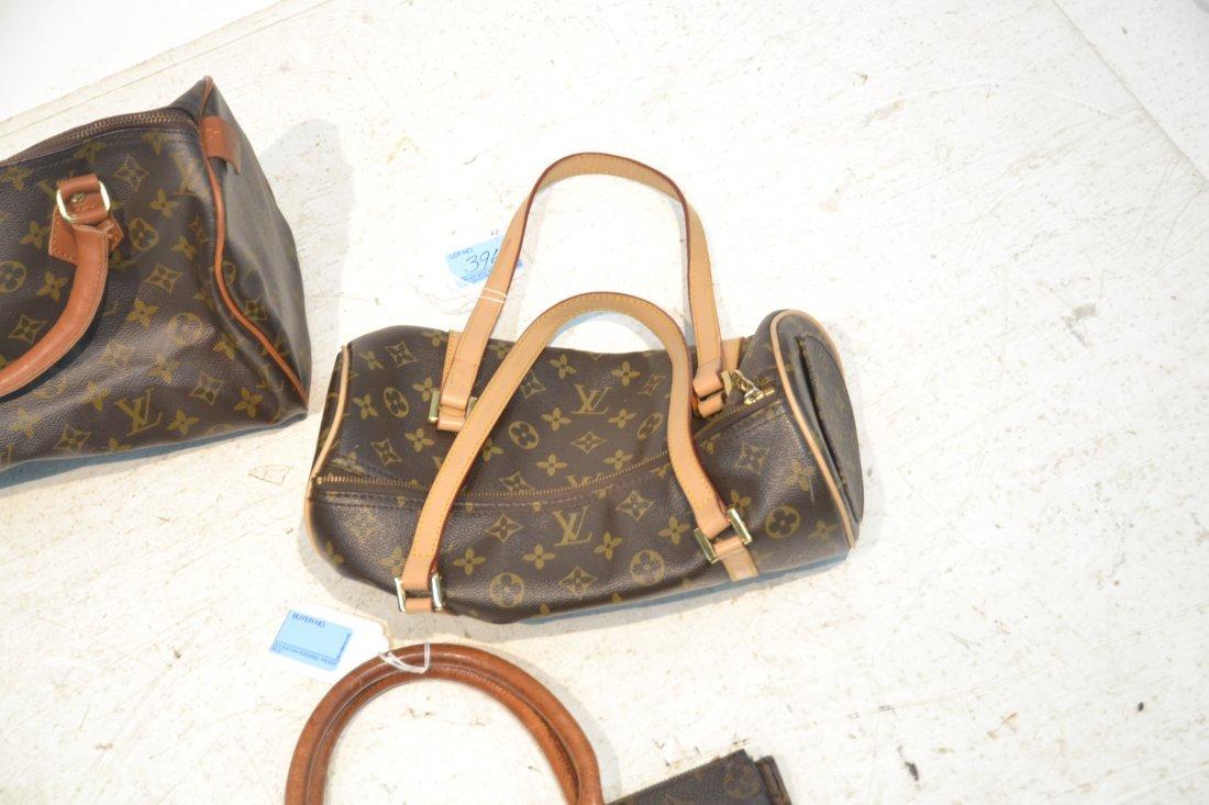 (4) LOUIS VUITTON ?  BAGS (AS FOUND) - 4
