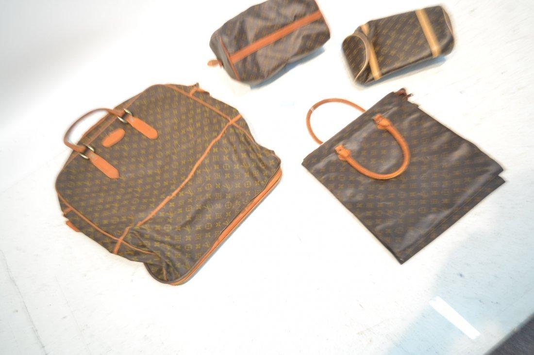 (4) LOUIS VUITTON ?  BAGS (AS FOUND) - 8