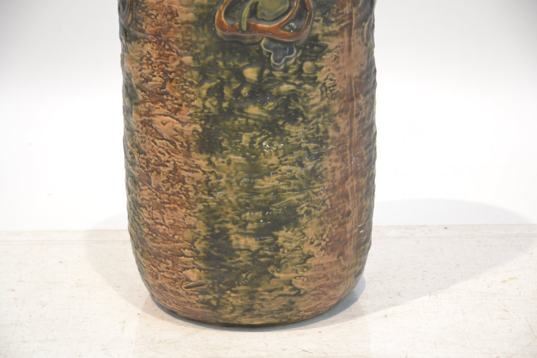 ROSEVILLE IMPERIAL POTTERY UMBRELLA STAND - 4