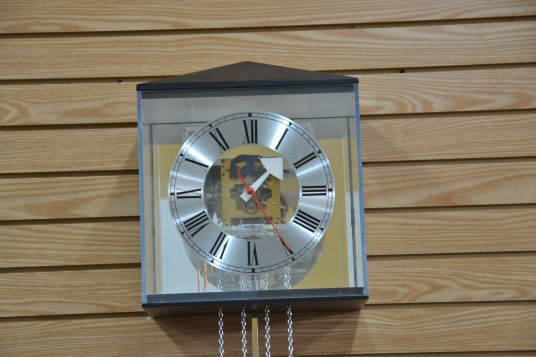 MODERN HOWARD MILLER WALL CLOCK - 2