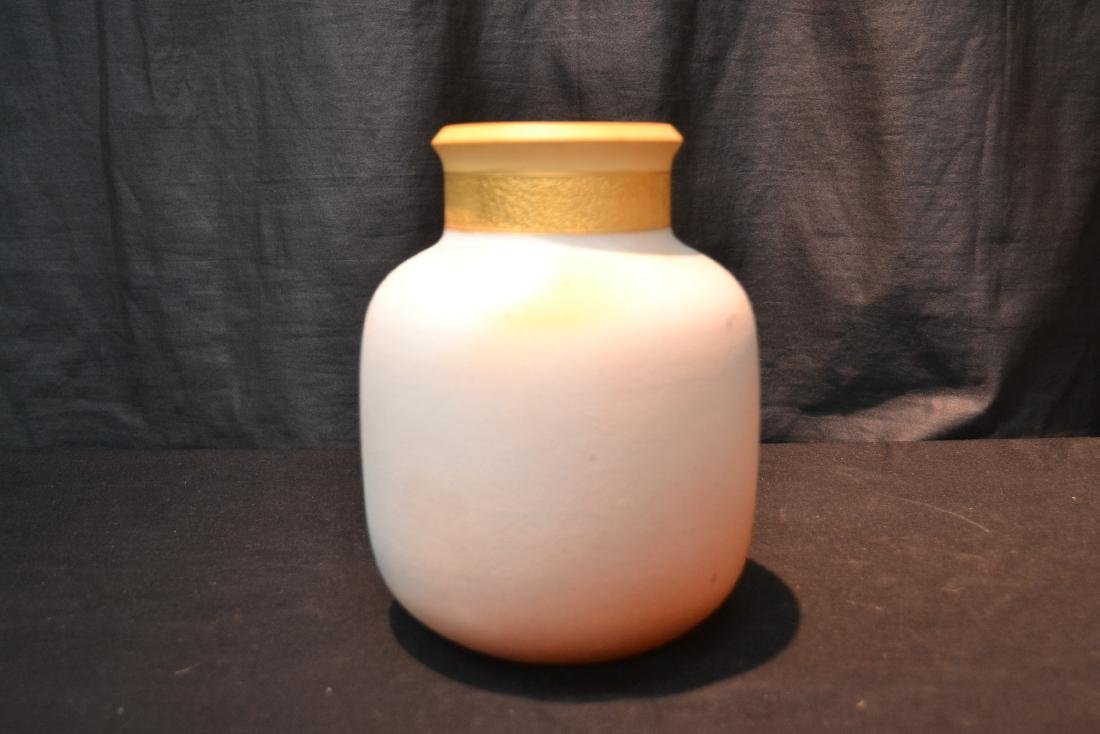 EARLY ALBERT VALENTIEN , ROOKWOOD OVOID VASE - 6