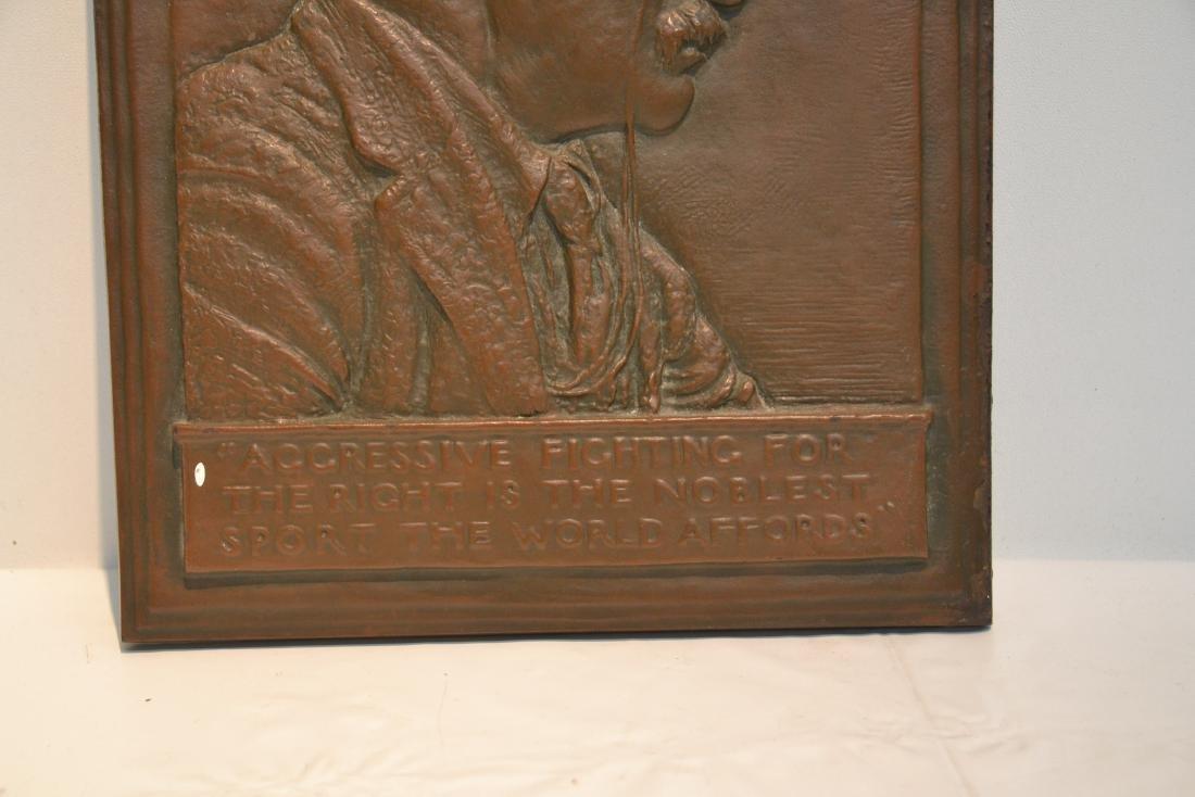 JAMES EARLE FRASER (AMERICAN , 1876-1953) BRONZE - 5
