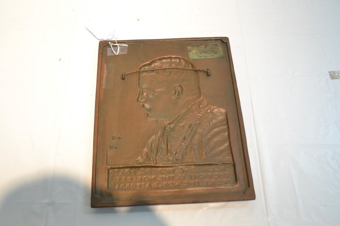 JAMES EARLE FRASER (AMERICAN , 1876-1953) BRONZE - 7