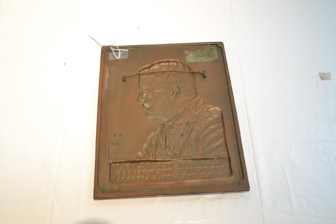JAMES EARLE FRASER (AMERICAN , 1876-1953) BRONZE - 8