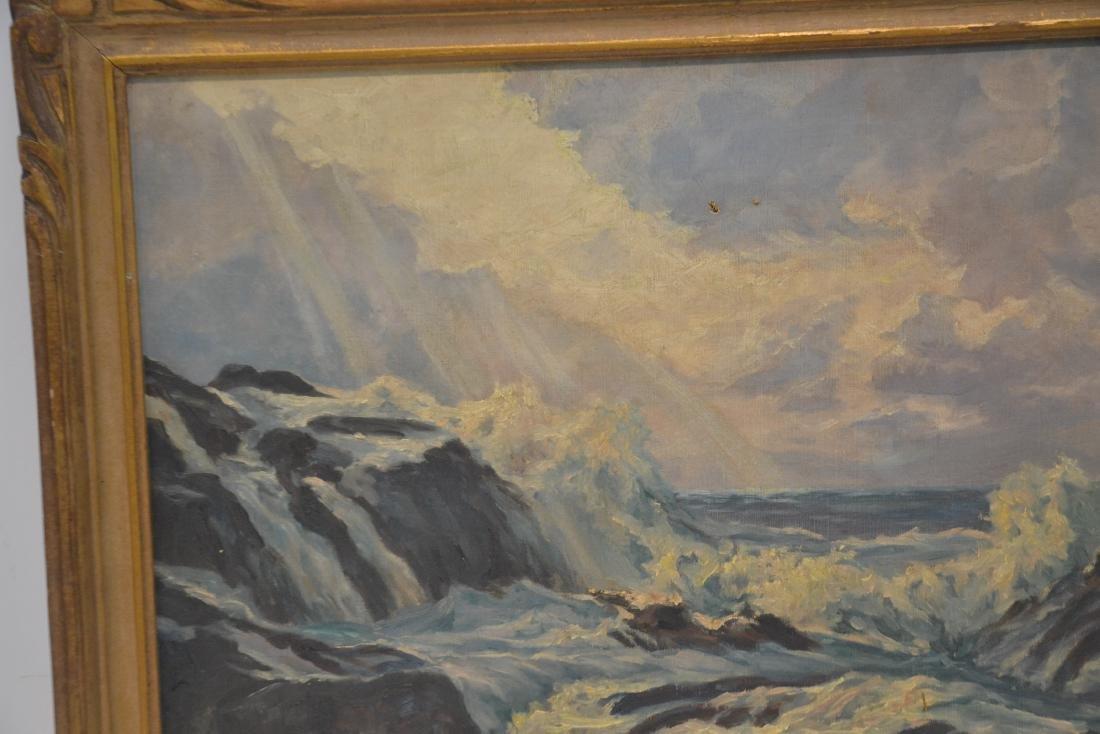 WILLIAM EHRIG (AMERICAN, 1892-1973) OIL ON BOARD - 3