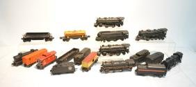 (6) ASSORTED LIONEL ENGINES INCLUDING 27 ; 2307