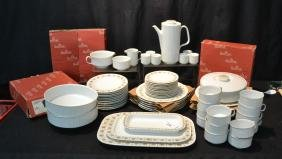 ASSORTED ROSENTHAL CHINA TO INCLUDE (12) DINNER
