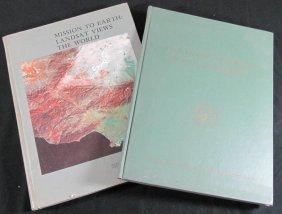 Two Large NASA Hardbound Books