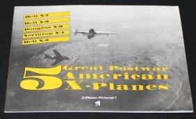 Signed X-Planes Booklet - Goodlin, Everest, Etc.