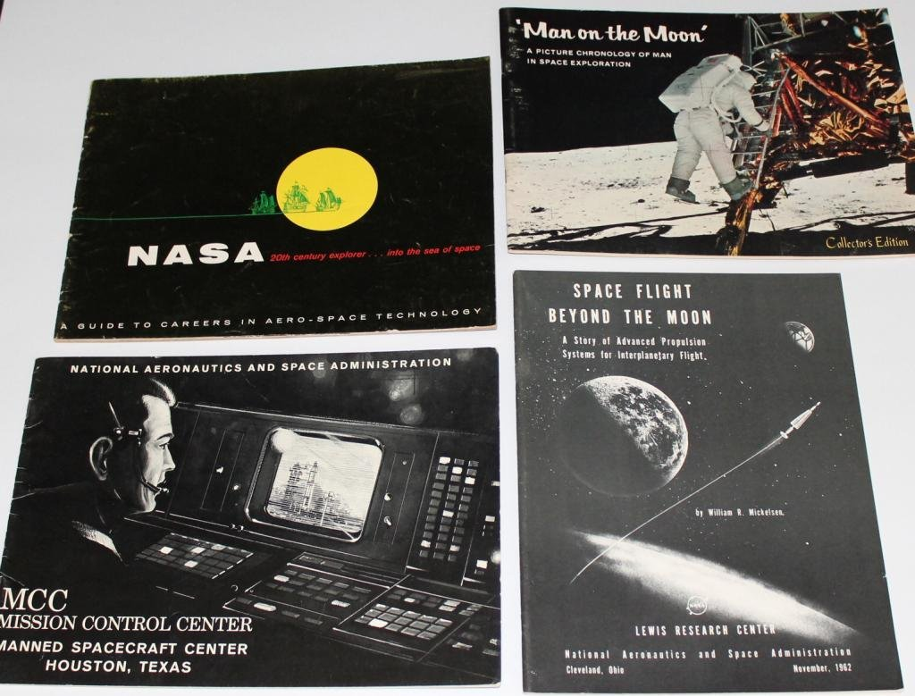 Four Early NASA Publications
