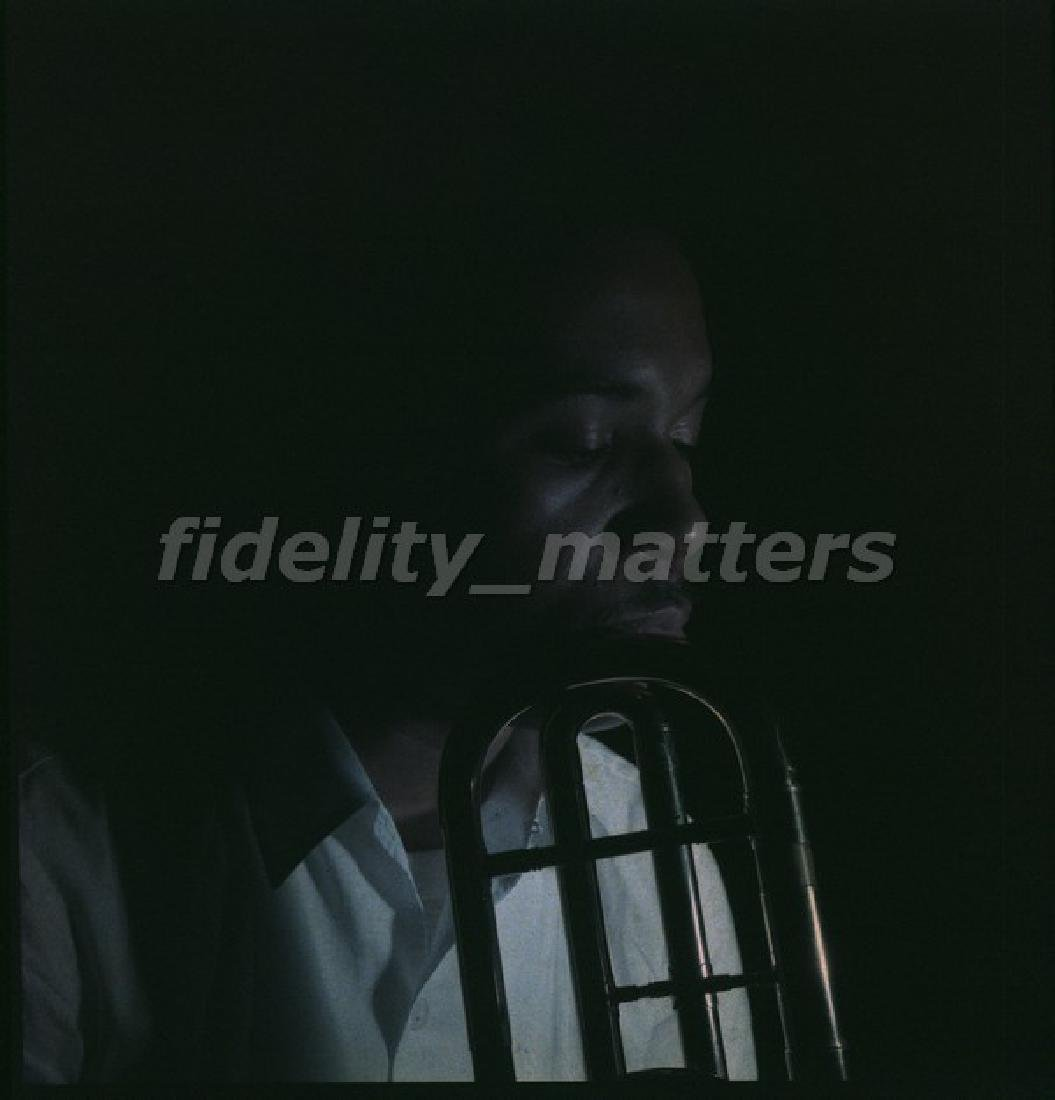 BURT GOLDBLATT ARCHIVE - JAZZ TROMBONISTS - 2