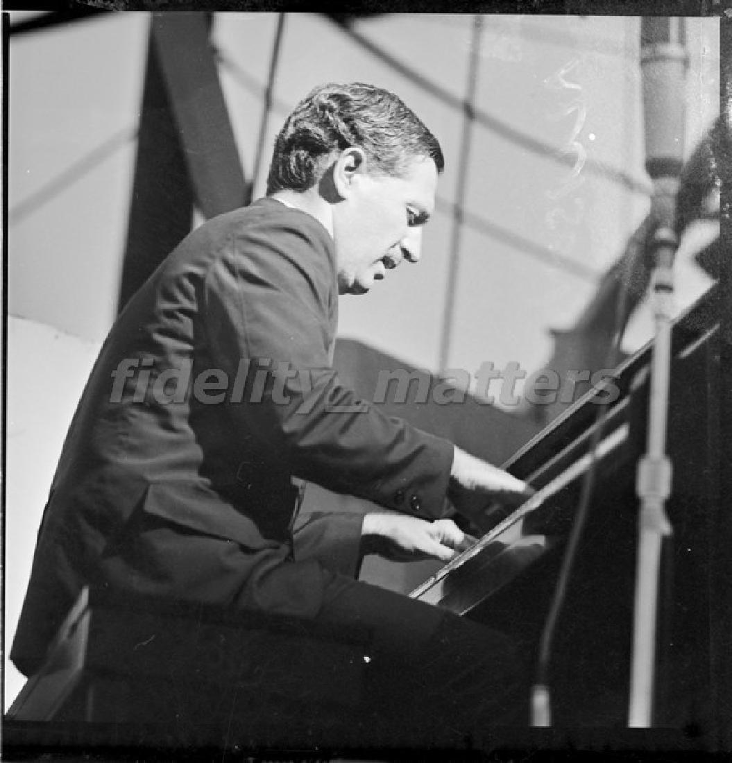 BURT GOLDBLATT ARCHIVE - JAZZ PIANISTS - 6