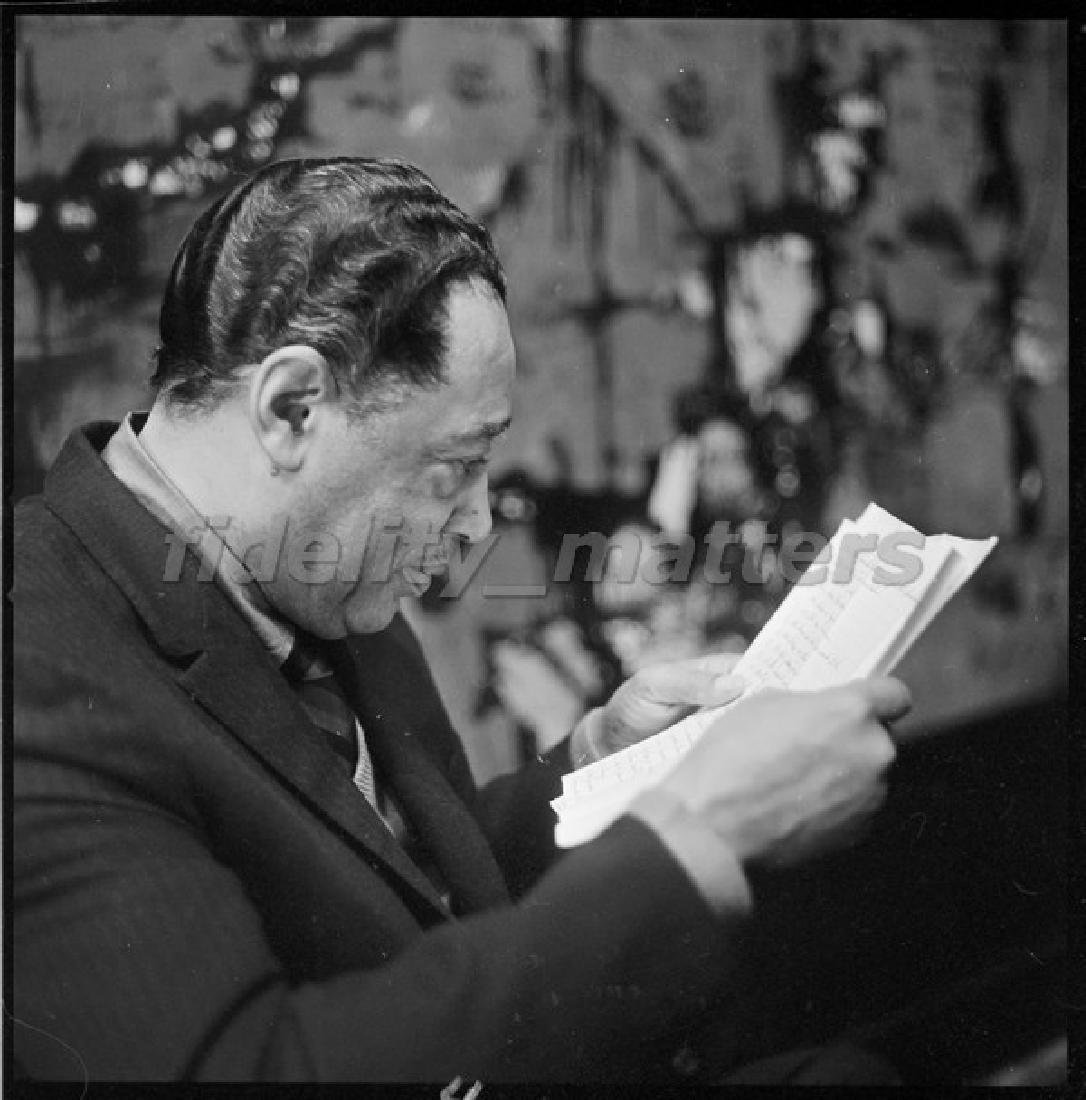 BURT GOLDBLATT ARCHIVE - DUKE ELLINGTON - 2