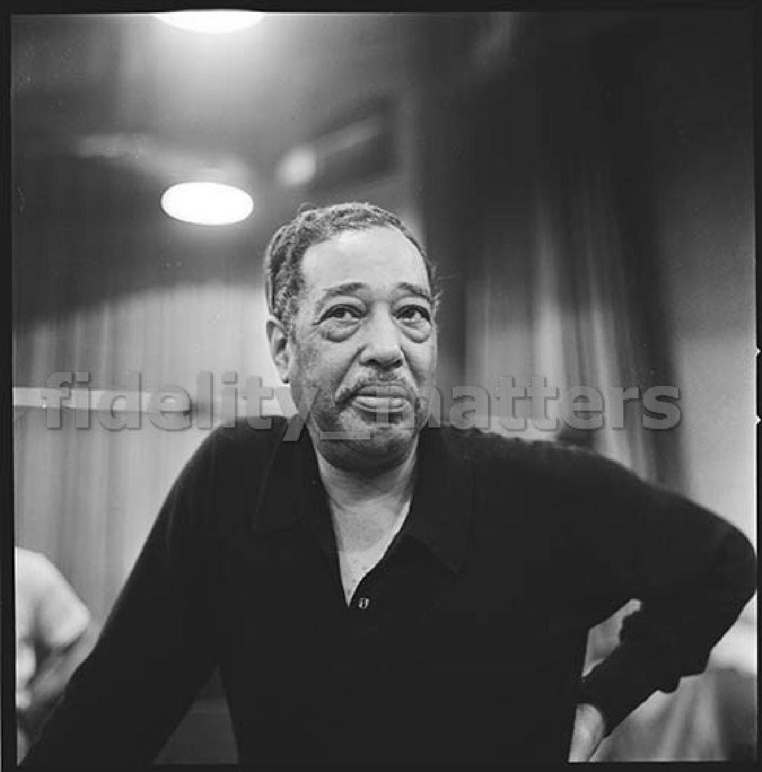 BURT GOLDBLATT ARCHIVE - DUKE ELLINGTON - 3
