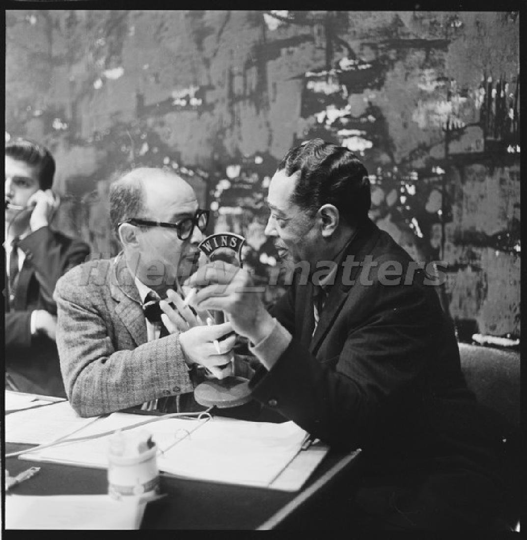 BURT GOLDBLATT ARCHIVE - DUKE ELLINGTON - 4