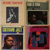 JOHN COLTRANE - ORIGINAL UK PRESSING LPs