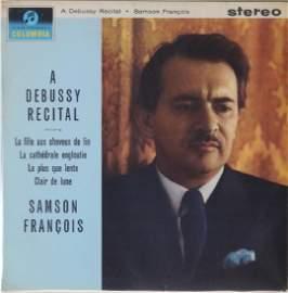 SAX 2469 - SAMSON FRANCOIS - A DEBUSSY RECITAL