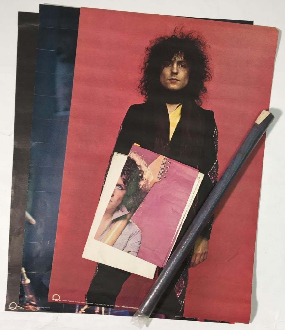 BOLAN 1970s POSTERS