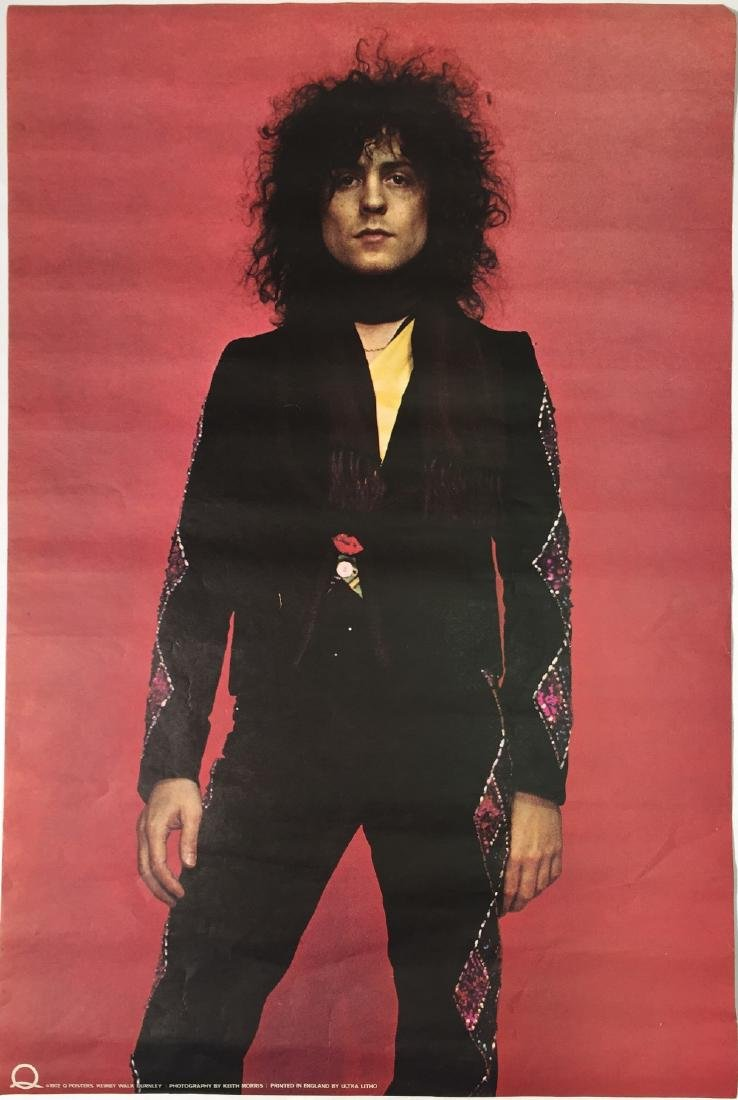 BOLAN 1970s POSTERS - 2