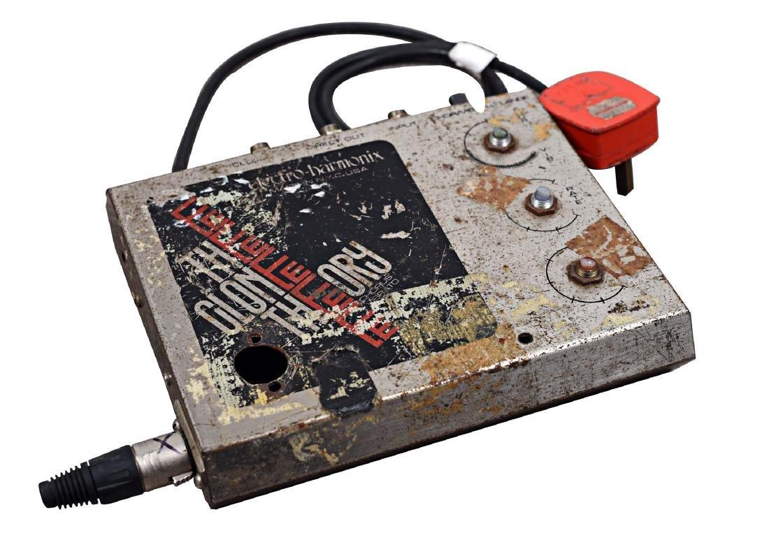 1978 JOY DIVISION ELECTRO HARMONIX CLONE THEORY PEDAL