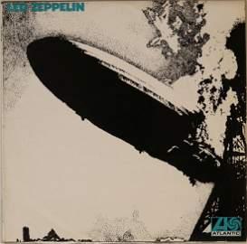 LED ZEPPELIN - LED ZEPPELIN 'I' - 1ST UK PRESSING LP -