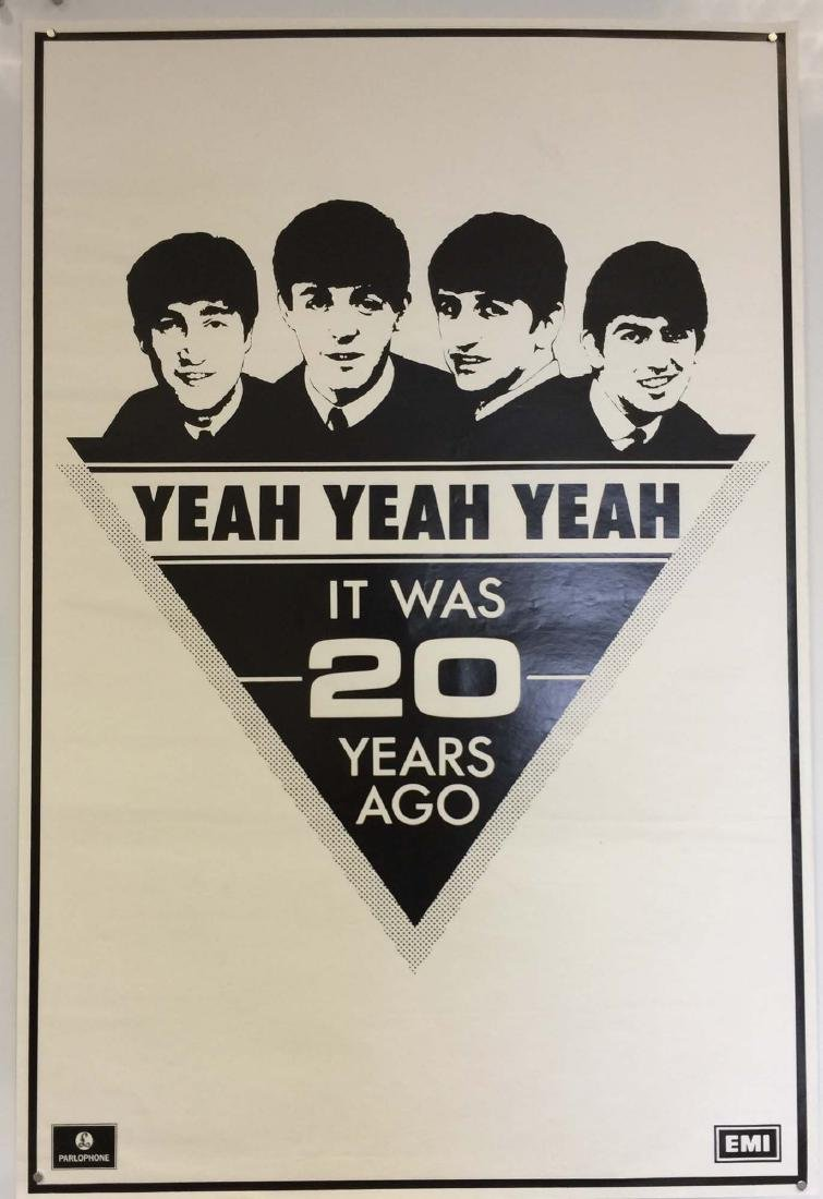BEATLES POSTERS. To include 5 Beatles posters from the