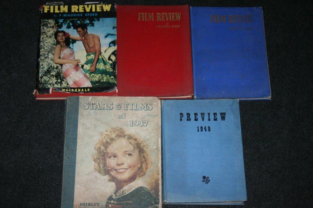 14: FILM BOOKS