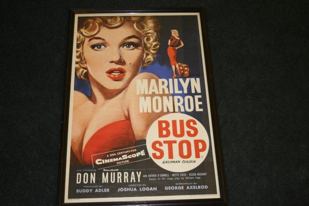 23: MARILYN MONROE POSTER