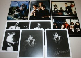 JOY DIVISION/NEW ORDER PHOTO PRINTS COLLECTION
