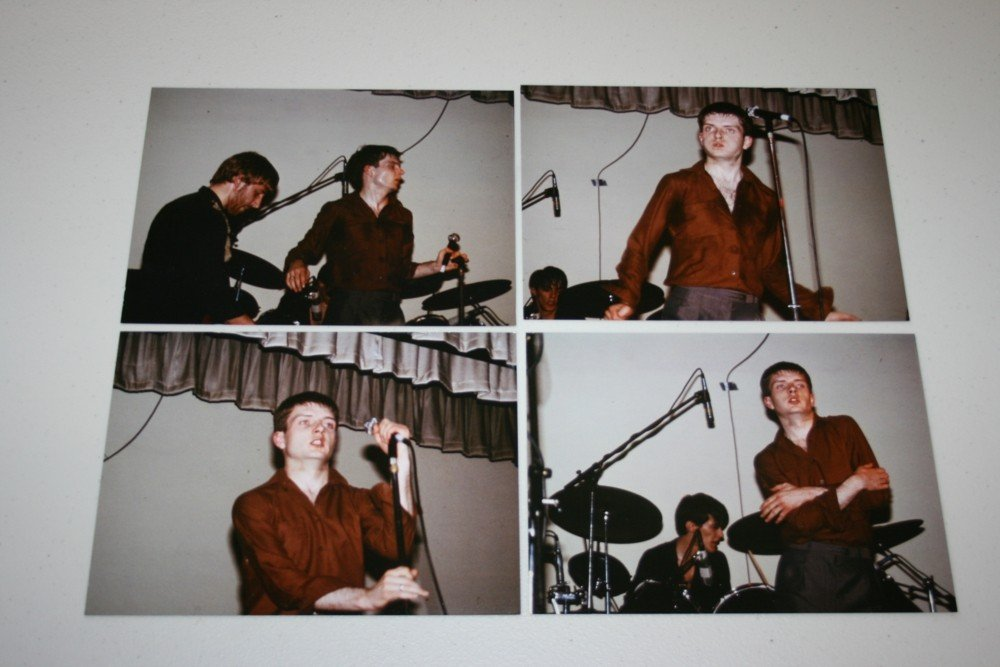 85: JOY DIVISION ORIGINAL PHOTOGRAPHS