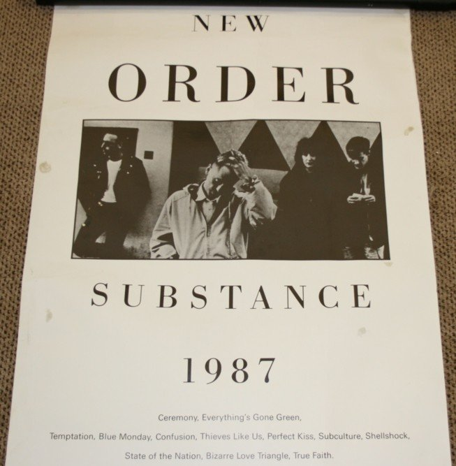 94: NEW ORDER/ELECTRONIC