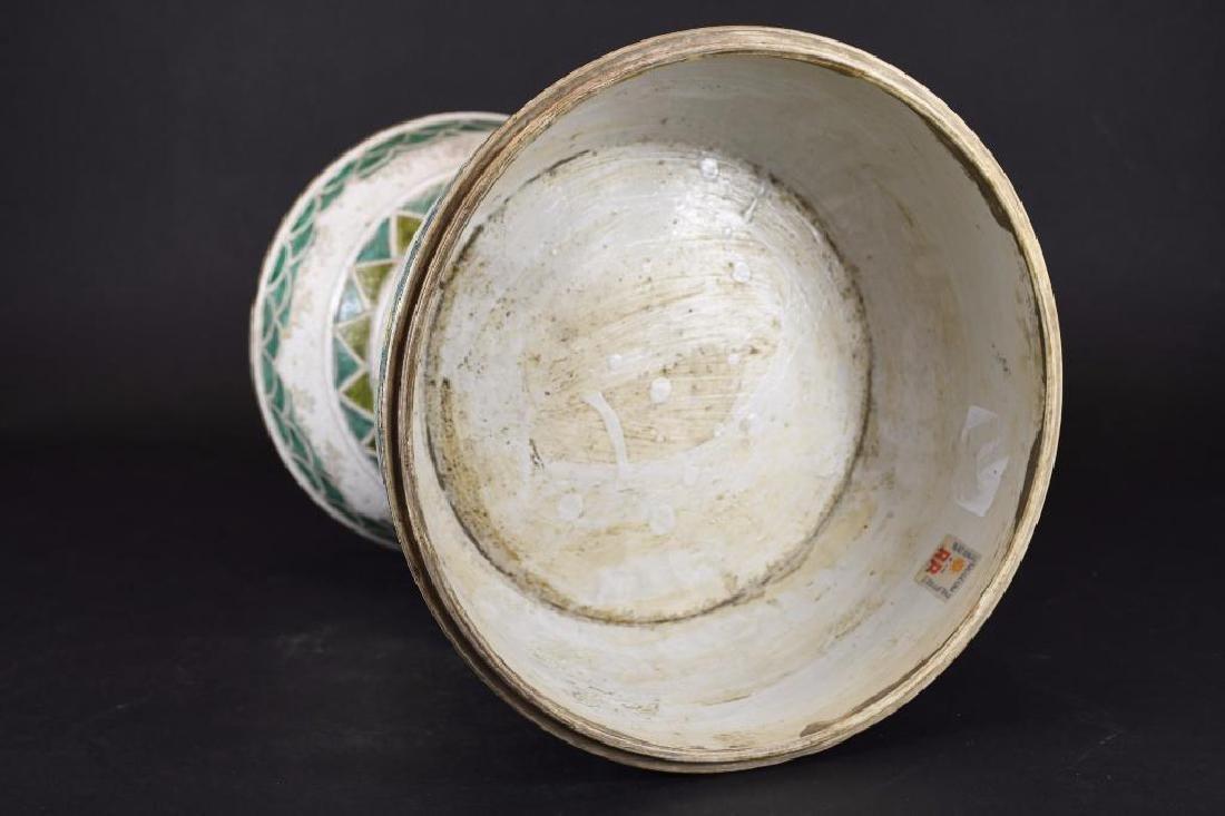Chinese Famille Verte Porcelain - 5