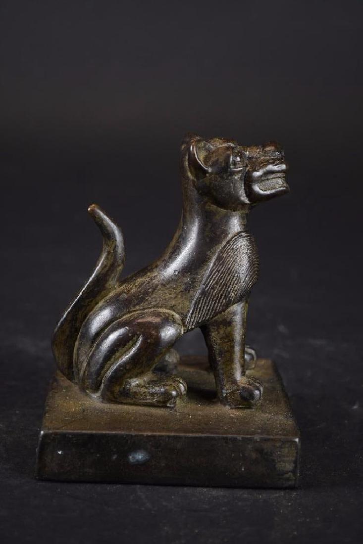 Chinese Bronze Seal - 4