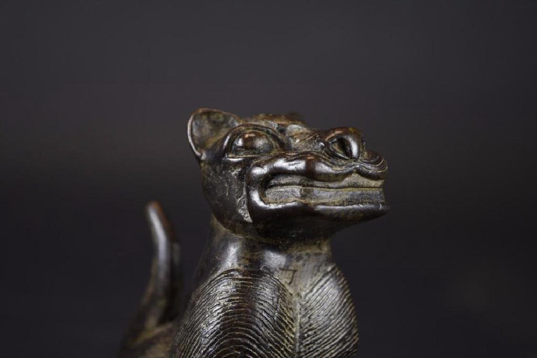 Chinese Bronze Seal - 5