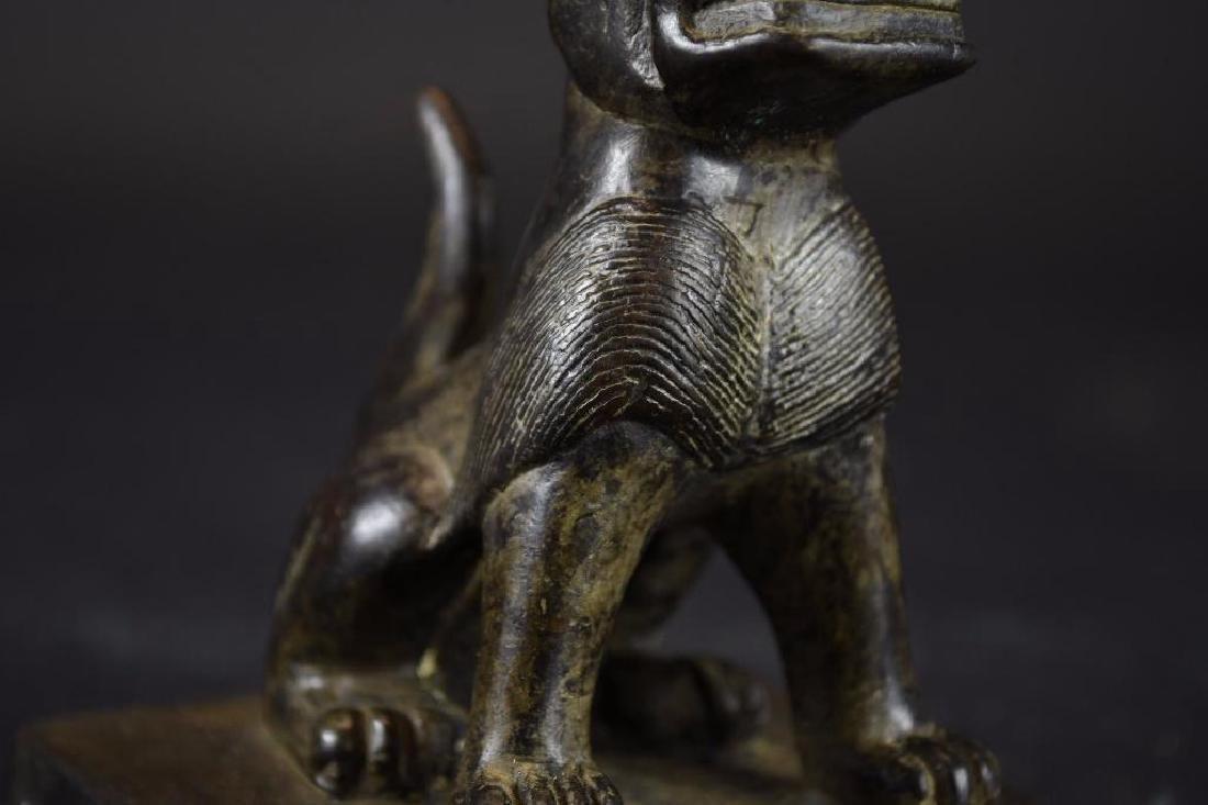 Chinese Bronze Seal - 6