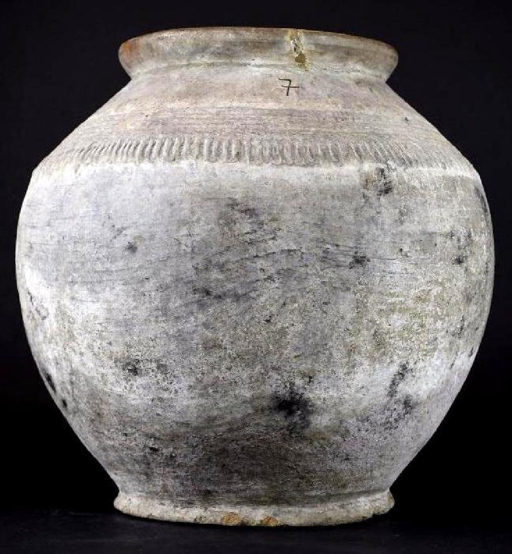 Ancient Chinese Pottery Vase
