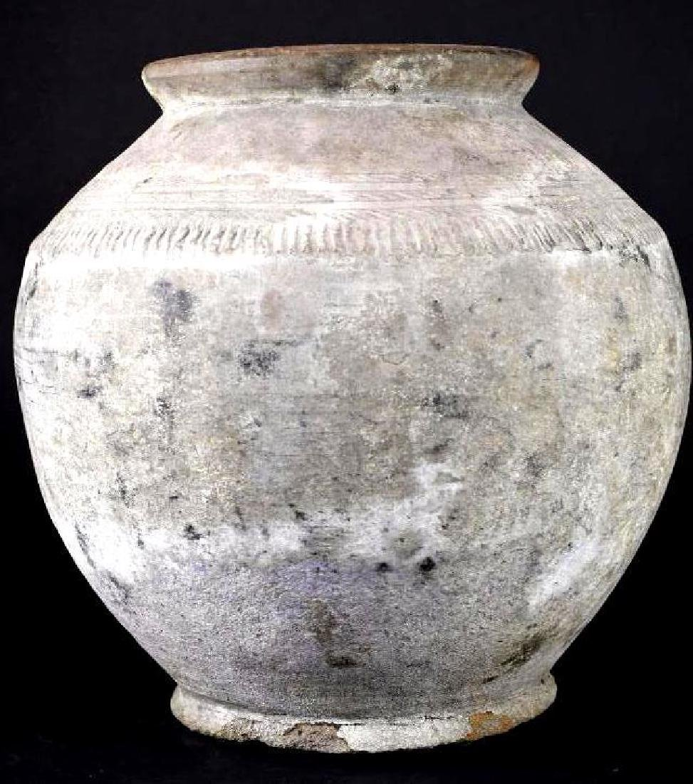 Ancient Chinese Pottery Vase - 2