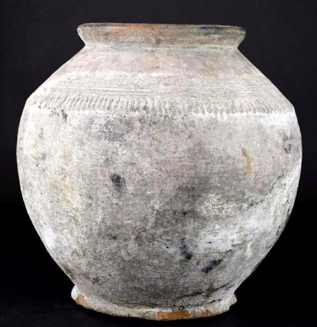 Ancient Chinese Pottery Vase - 3