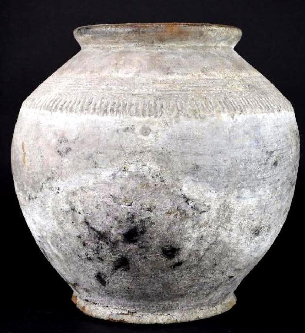 Ancient Chinese Pottery Vase - 4