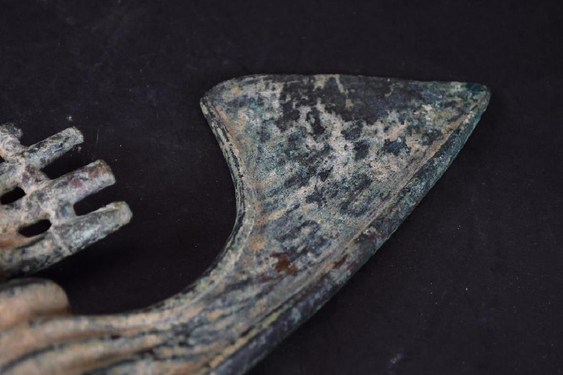 Ancient Luristan Bronze Ax Heads - 5