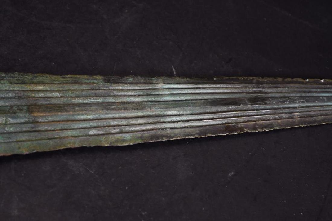 Ancient Luristan Bronze Sword - 4