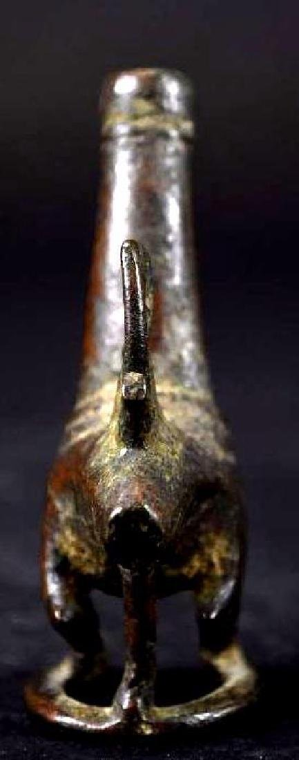 Ancient Luristan Bronze Animal - 4