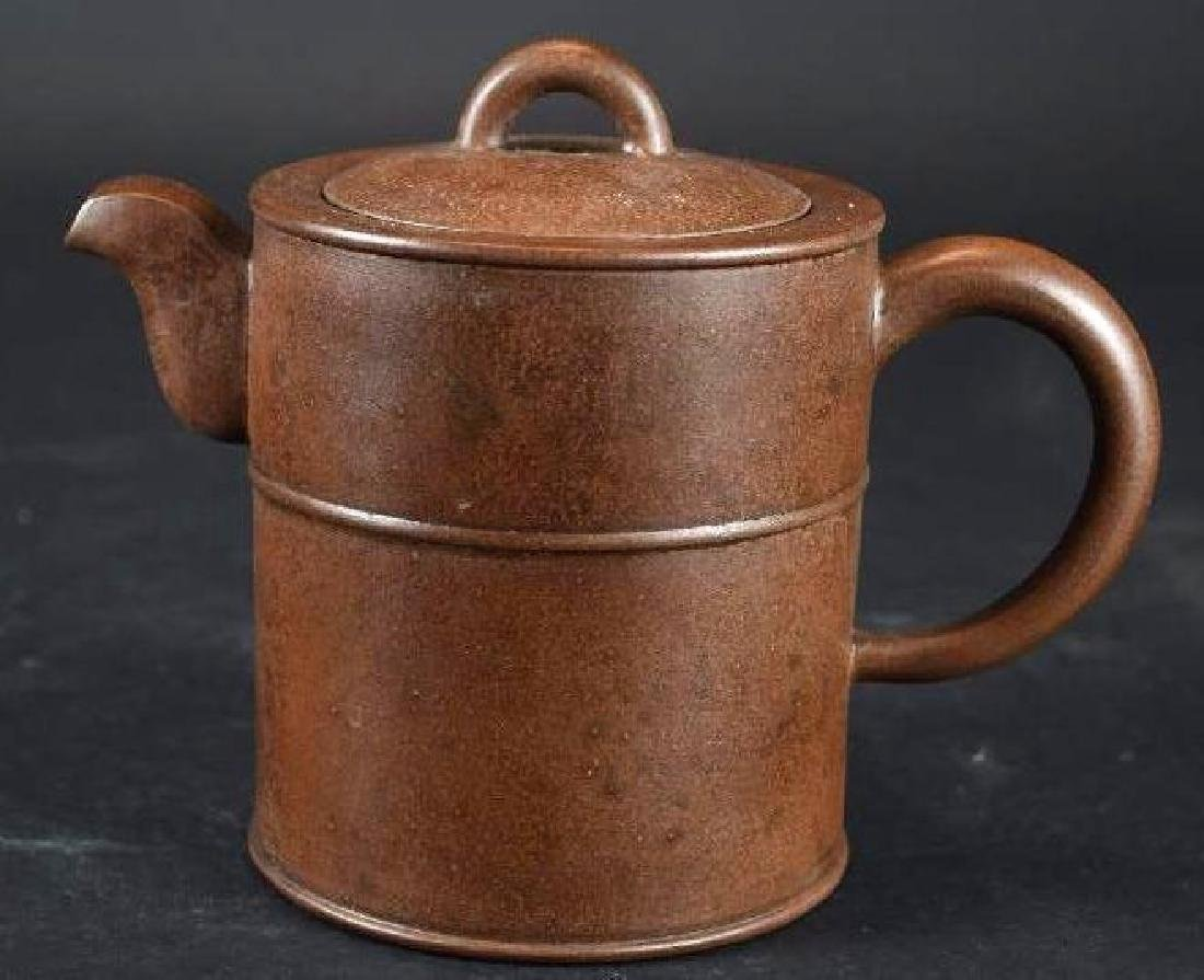Chinese Xi Xing Pottery Tea Pot
