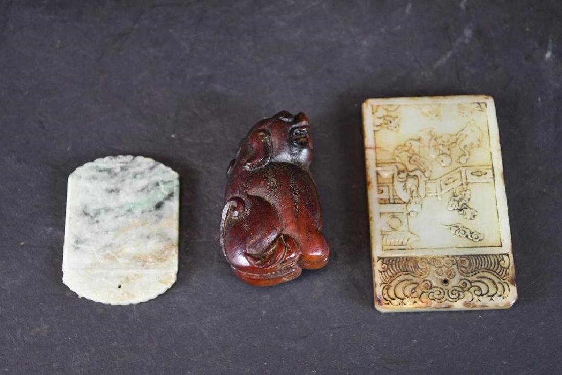 Three Chinese Items
