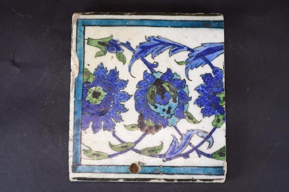 Antique Islamic Tile