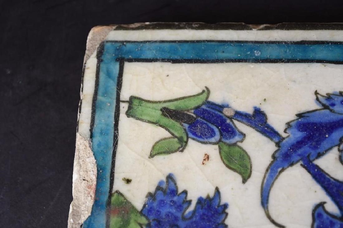 Antique Islamic Tile - 2