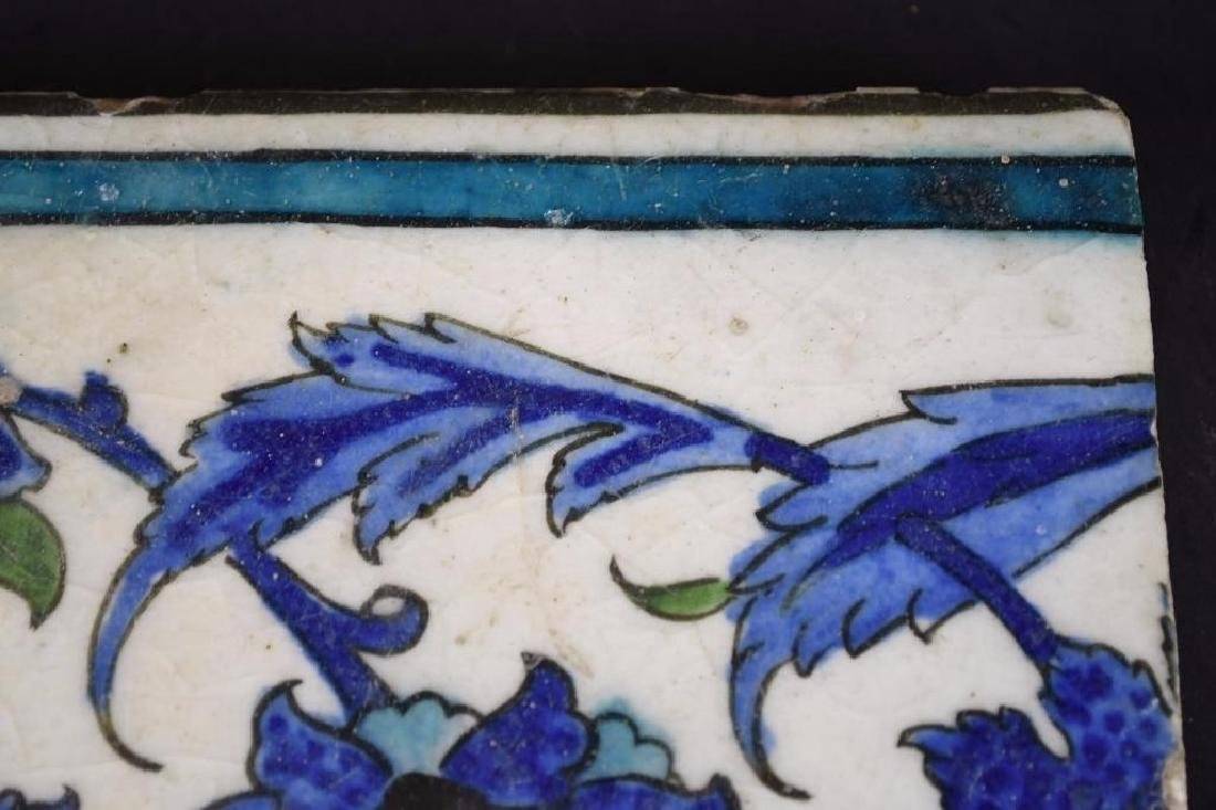 Antique Islamic Tile - 3