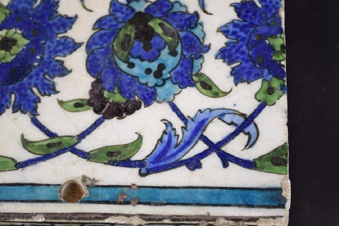 Antique Islamic Tile - 4