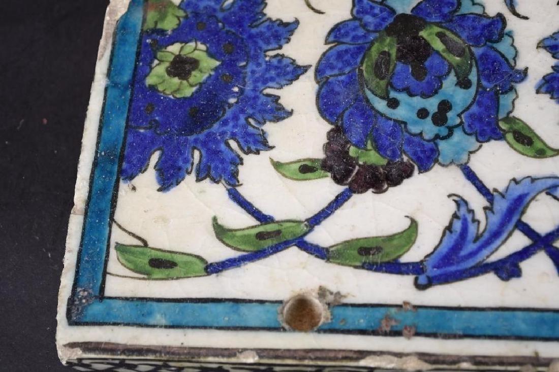 Antique Islamic Tile - 5