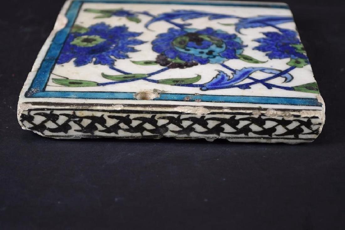 Antique Islamic Tile - 6